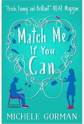 Match Me If You Can - Michele Gorman
