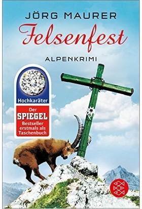Felsenfest: Alpencrimi - Jörg Maurer