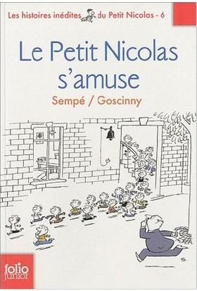 Le Petit Nicolas S'amuse - Sempe-Goscinny
