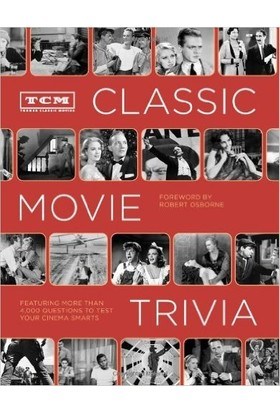 Classic Movie Trivia - Chronicle Books