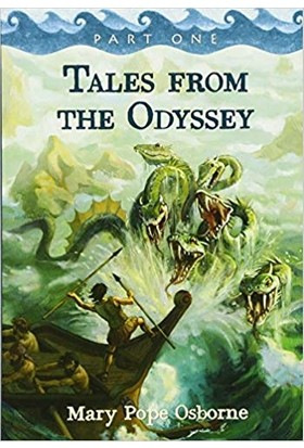 Tales From The Odyssey 1 - Mary Pope Osborne