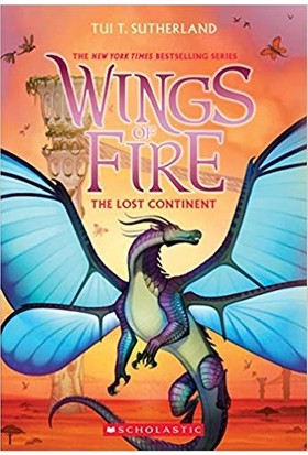 The Lost Continent (Wings Of Fire Book 11) - Tui T. Sutherland
