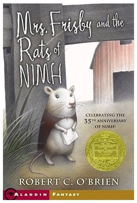 Mrs Frisby And The Rats Of Nimh - Robert O'Brien