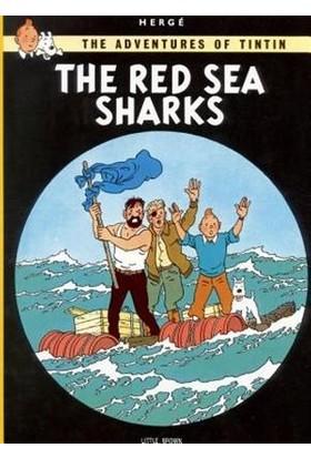 Tintin The Red Sea Shark - Herge