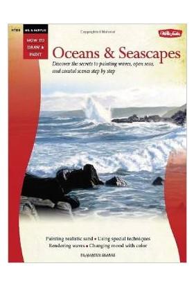 Oceans And Seascapes - Martin Clarke