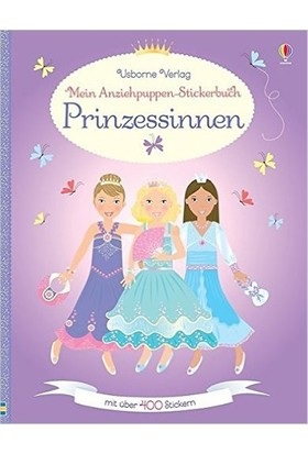 Prinzessinnen (Stickerbuch) - Fiona Watt