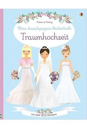 Traumhochzeit (Stickerbuch) - Fiona Watt