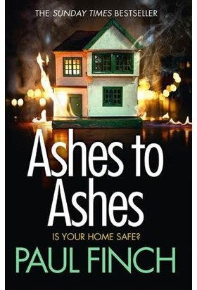 Ashes To Ashes (Mark Heckenburg 6) - Paul Finch