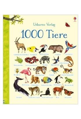 1000 Tiere - Jessica Greenwell