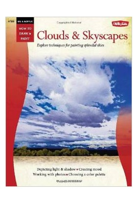 Clouds And Skyscapes Explore Technıques - Alan Sonneman