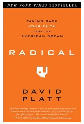 Radical: Taking Back Your Faith From The American Dream - David Platt
