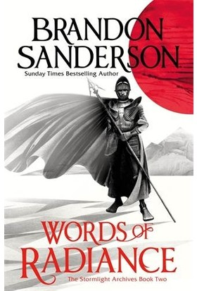 Words Of Radience Part One (The Stormlight Archive Book 2) - Brandon Sanderson