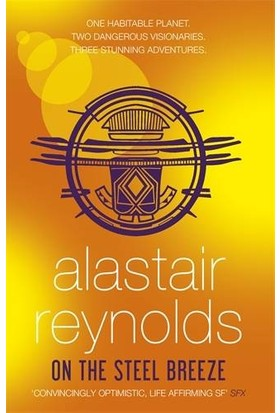 On The Steel Breeze (Poseidons Childen 2) - Alastair Reynolds