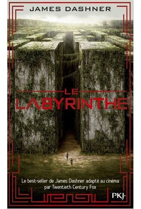 Le Labyrinthe 1 (Poche) - James Dashner