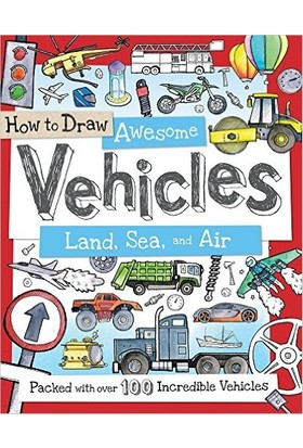 How To Draw Awesome Vehicles - Fiona Gowen