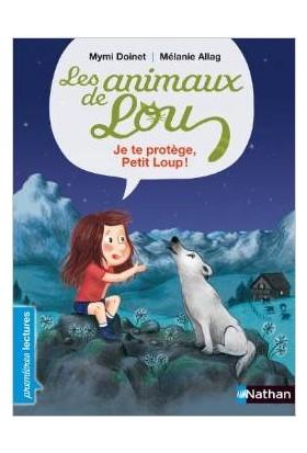 Animaux De Lou: Je Te Protege Petit Loup - Mymi Doinet