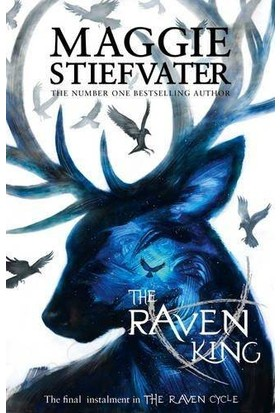 The Raven King (Raven Cycle 4) - Maggie Stiefvater