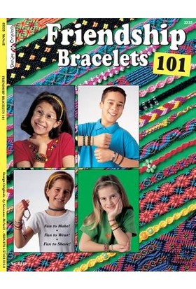 Friendship Bracelets 101 - Suzann Mcneill