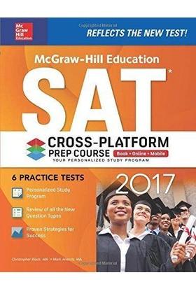 Mcgraw-Hill Education Sat 2017 Cross-Platform Prep Course - Christopher Black