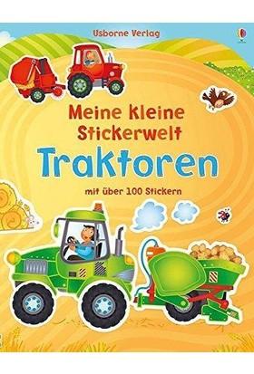 Mein Kleine Stickerwelt: Traktoren - Felicity Brooks