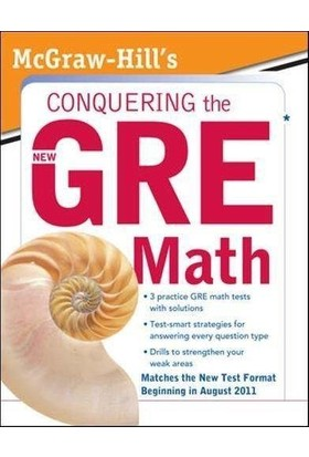 Mcgraw Hill's Conquering The New Gre Math - Robert E. Moyer