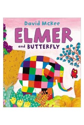 Elmer And Butterfly - David McKee