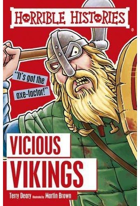 Horrible Histories: Vicious Vikings - Terry Deary