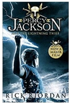 Percy Jackson And The Lightning Thief (Percy Jackson 1) - Rick Riordan