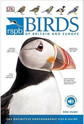 Rspb Birds Of Britain And Europe - Rob Hume