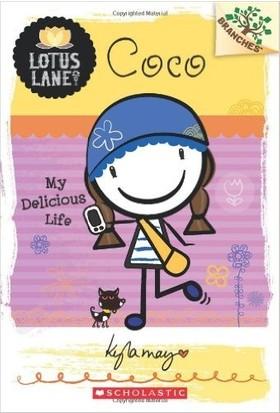 Coco: My Delicious Life (Lotus Lane 2) - Kyla May