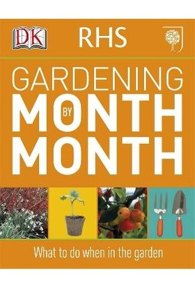 Rhs Gardening Month By Month - DK