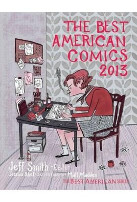 The Best American Comics - Jeff Smith