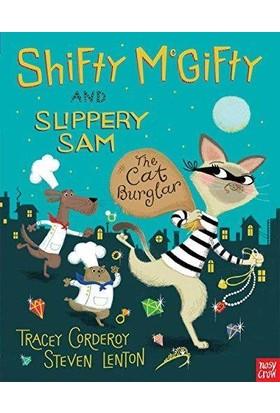 Shifty Mcgifty And Slippery Sam 2: The Cat Burglar - Tracey Corderoy