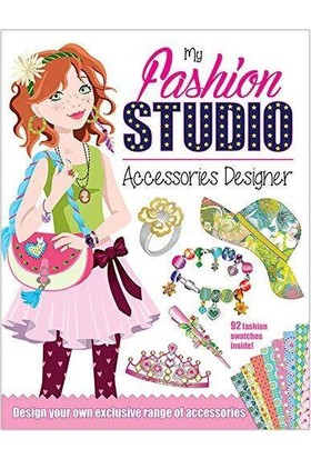 My Fashion Studio: Accessories Designer - Natalie Lambert