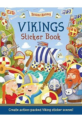 Sticker History: Vikings - Joshua George
