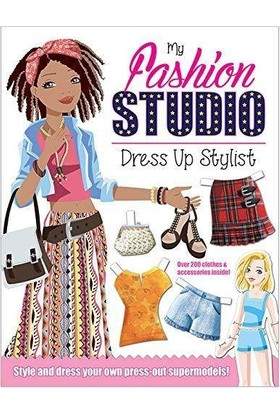 My Fashion Studio: Dress Up Stylist - Natalie Lambert