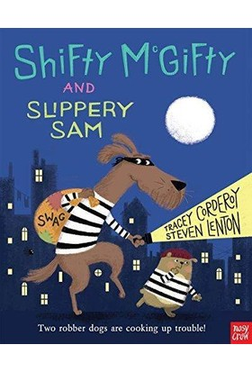 Shifty Mcgifty And Slippery Sam 1 - Tracey Corderoy