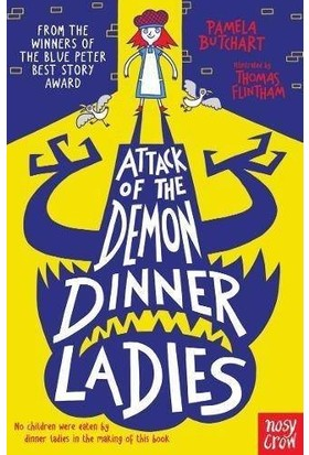 Attack Of The Dinnerladies (Baby Aliens) - Pamela Butchart