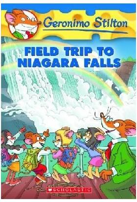 Field Trip To Niagara Falls (Geronimo Stilton 24) - Geronimo Stilton