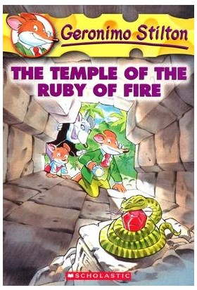 The Temple Of The Ruby Of Fire (Geronimo Stilton 14) - Geronimo Stilton