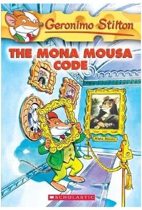 The Mona Mousa Code (Geronimo Stilton 15) - Geronimo Stilton