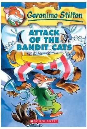 Attack Of The Bandit Cats (Geronimo Stilton 8) - Geronimo Stilton