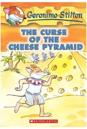 The Curse Of The Cheese Pyramid (Geronimo Stilton 2) - Geronimo Stilton