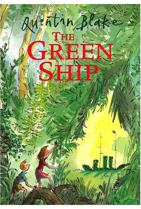 The Green Ship - Quentin Blake