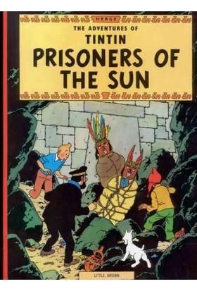 Tintin Prisoners Of The Sun - Herge