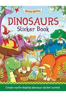 Dinosaurs (Sticker History) - Joshua George