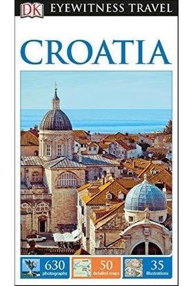 Dk Eyewitness Croatia - Dorling Kindersley
