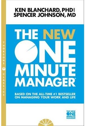 The New One Minute Manager - Ken Blanchard & Spencer Johnson