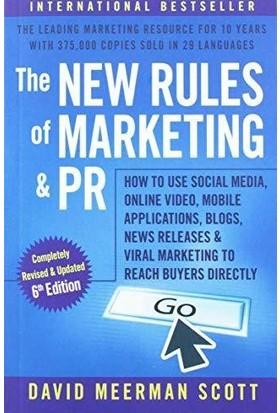 New Rules Of Marketing And Pr - David Meerman Scott