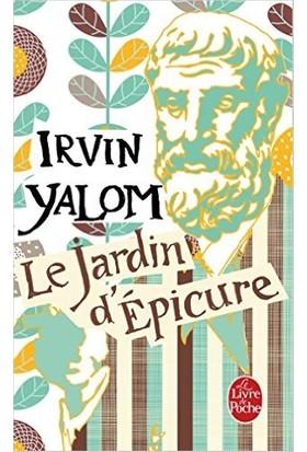 Le Jardin D'epicure - Irvin Yalom
